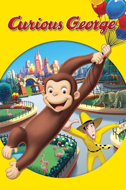Curious George (film) movie poster