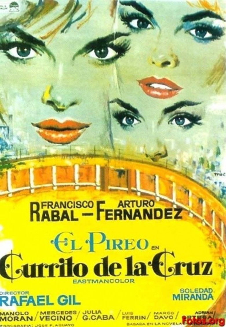 Currito of the Cross (1965 film) movie poster
