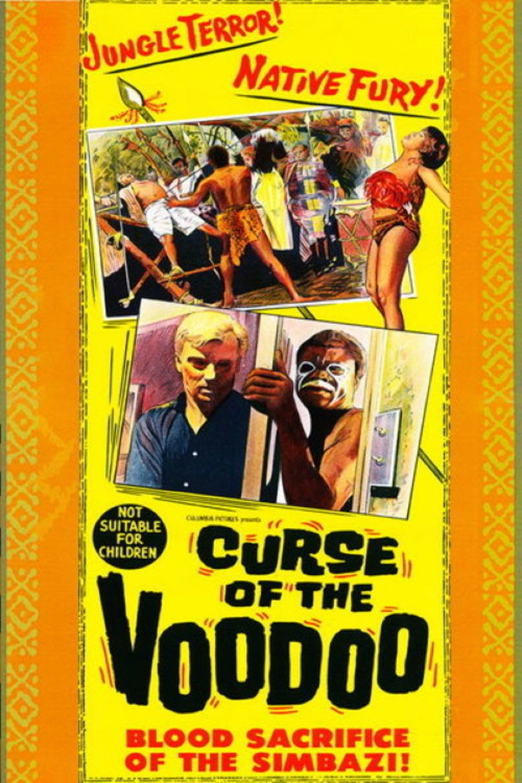 Curse of Simba movie poster