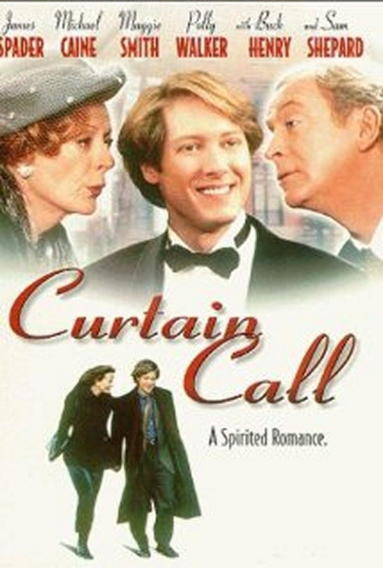 Curtain Call (1998 film) movie poster