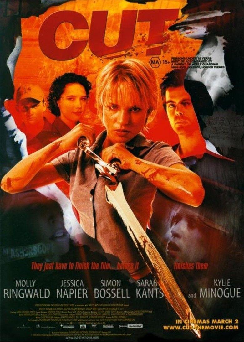 Cut (2000 film) movie poster