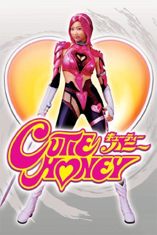 Cutie Honey (film) movie poster