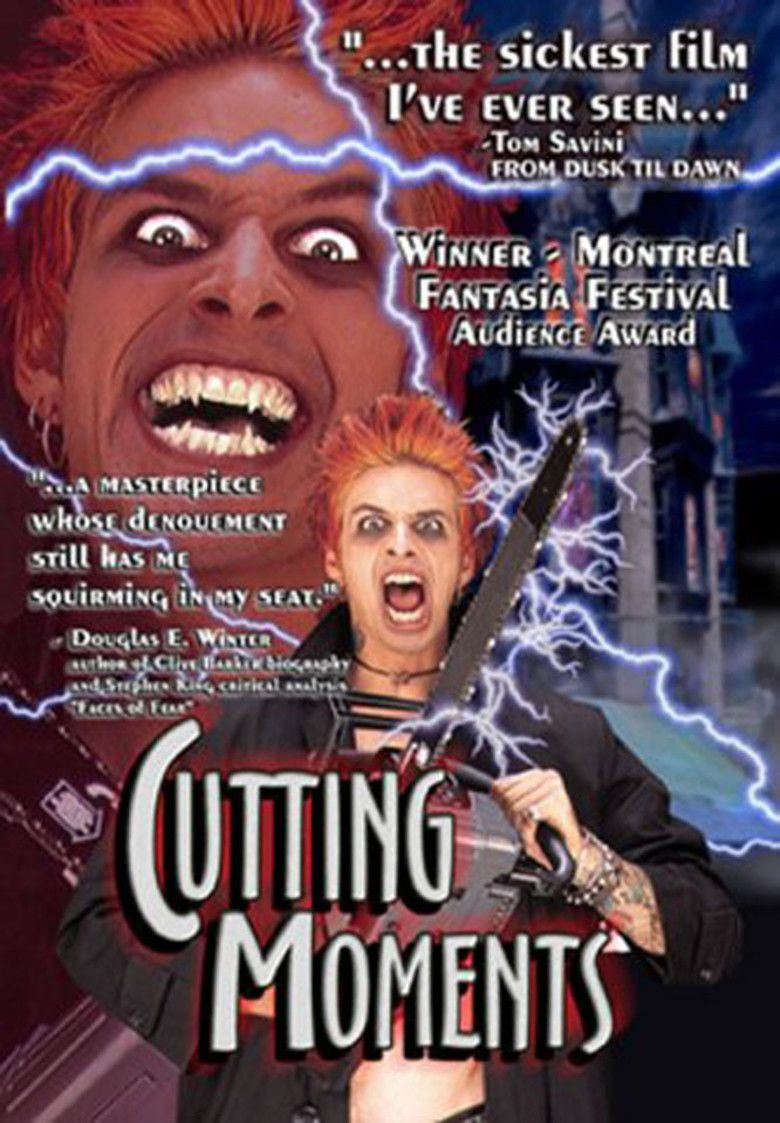 Cutting Moments movie poster