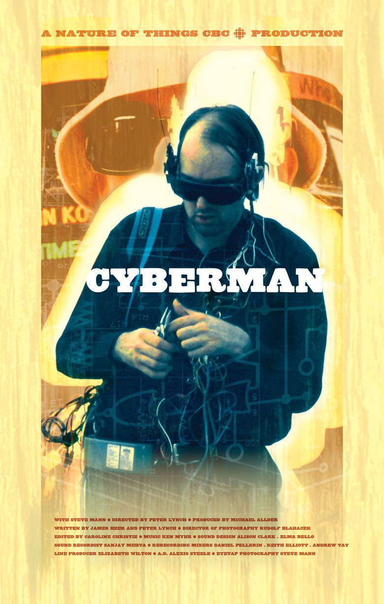 Cyberman (film) movie poster