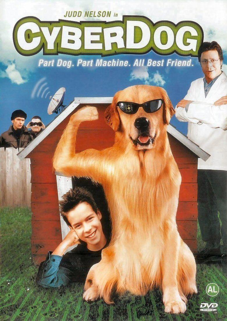 Cybermutt movie poster