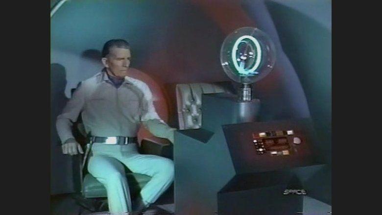 Cyborg 2087 movie scenes