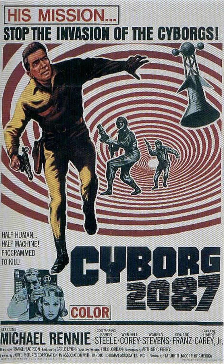 Cyborg 2087 movie poster