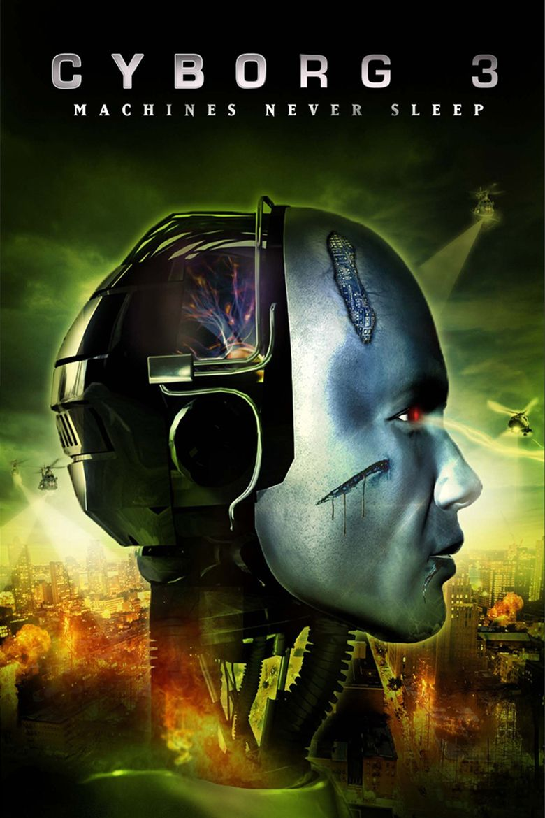 Cyborg 3: The Recycler movie poster