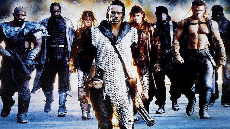 Cyborg (film) movie scenes