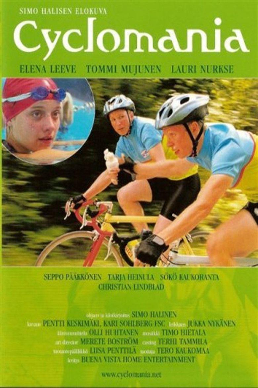 Cyclomania movie poster