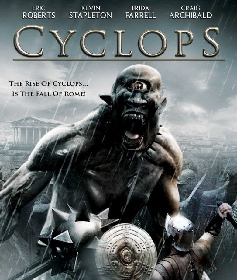 Cyclops (2008 film) movie poster