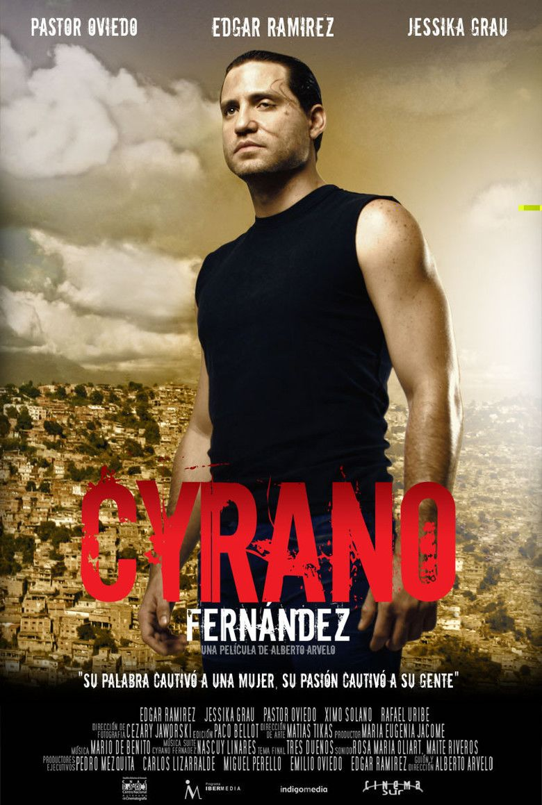 Cyrano Fernandez movie poster