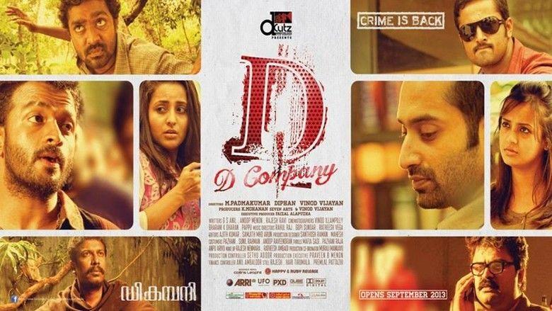 D Company (film) movie scenes