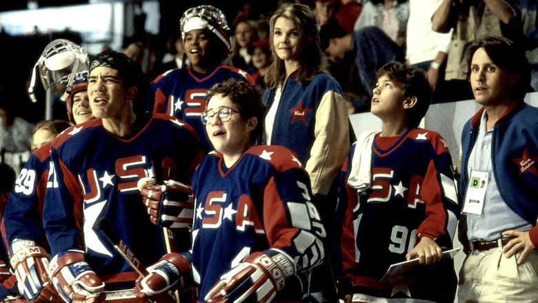 D2: The Mighty Ducks movie scenes