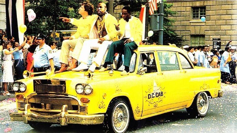 DC Cab movie scenes