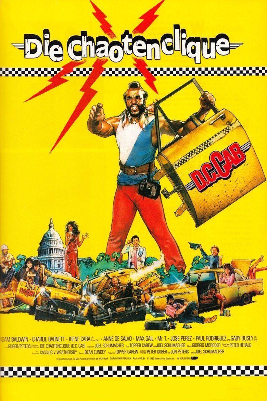 DC Cab movie poster