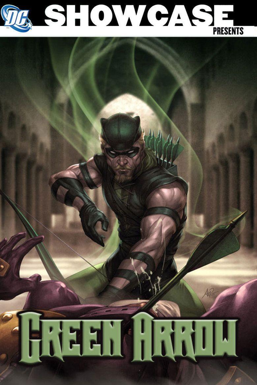 DC Showcase: Green Arrow movie poster