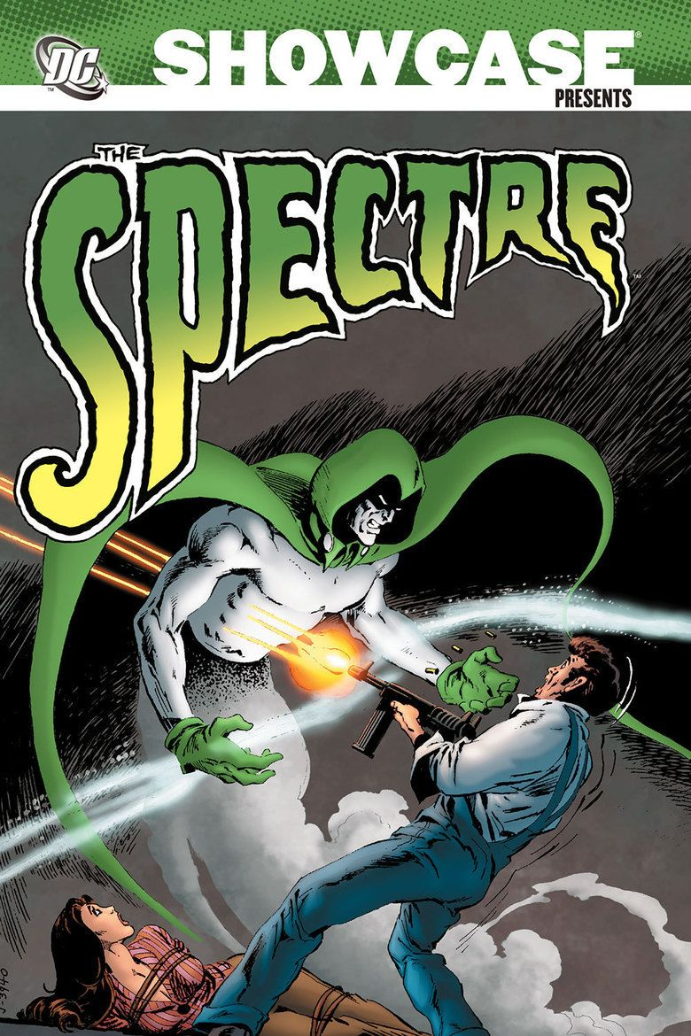 DC Showcase: The Spectre movie poster