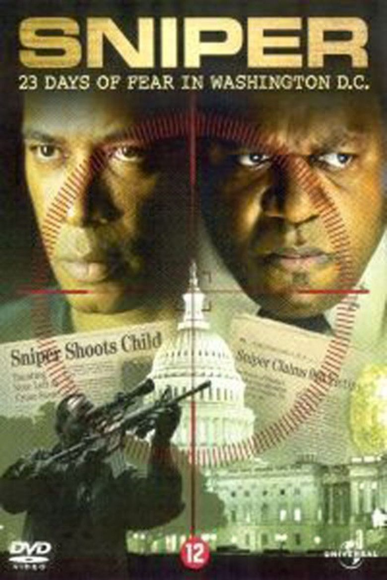 DC Sniper: 23 Days of Fear movie poster