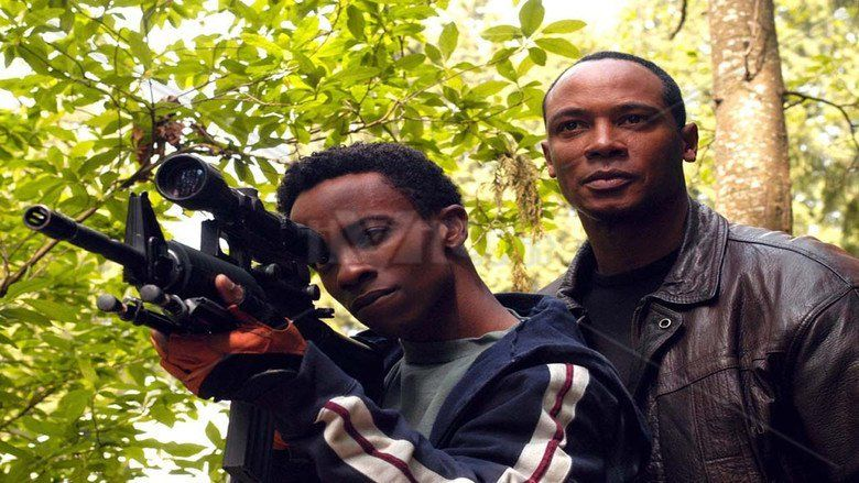 DC Sniper: 23 Days of Fear movie scenes