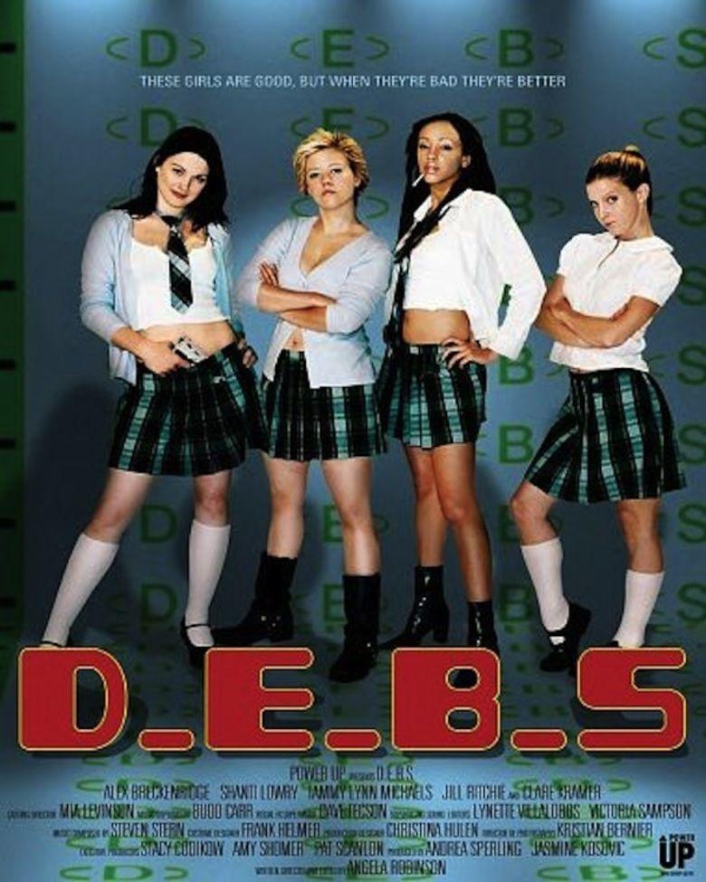 DEBS (2003 film) movie poster