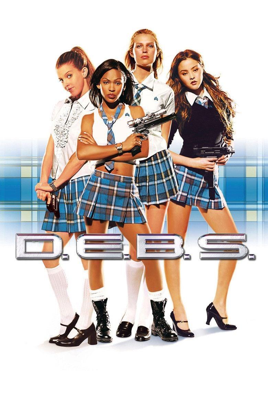 DEBS (2004 film) movie poster