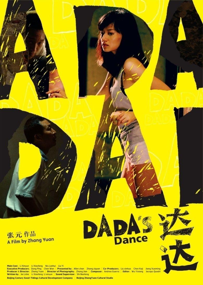 Dadas Dance movie poster