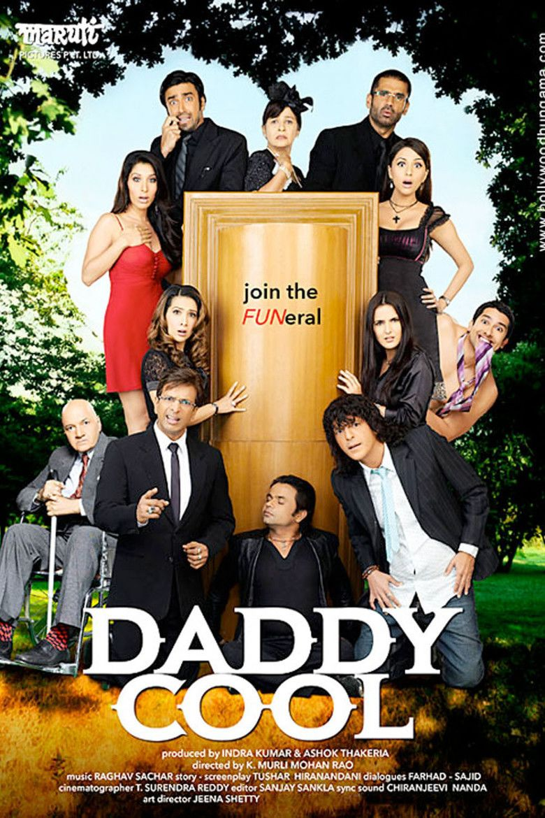Daddy Cool (2009 Hindi film) movie poster