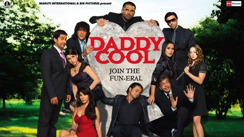 Daddy Cool (2009 Hindi film) movie scenes