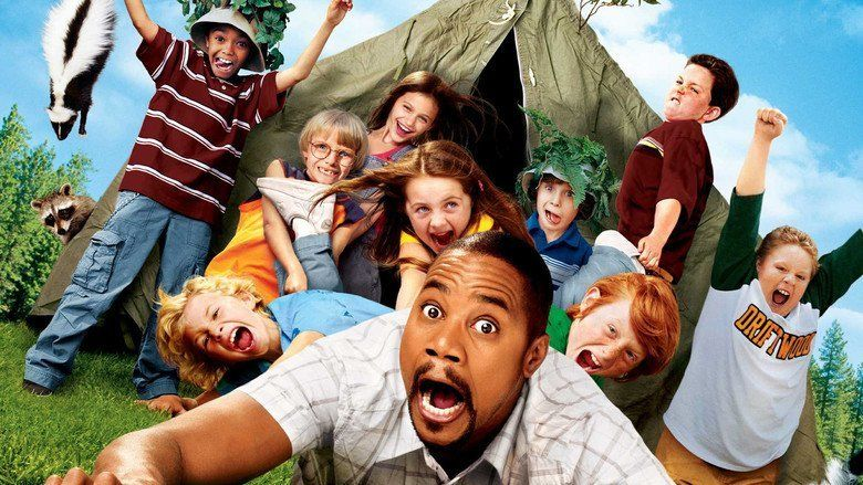 Daddy Day Camp movie scenes