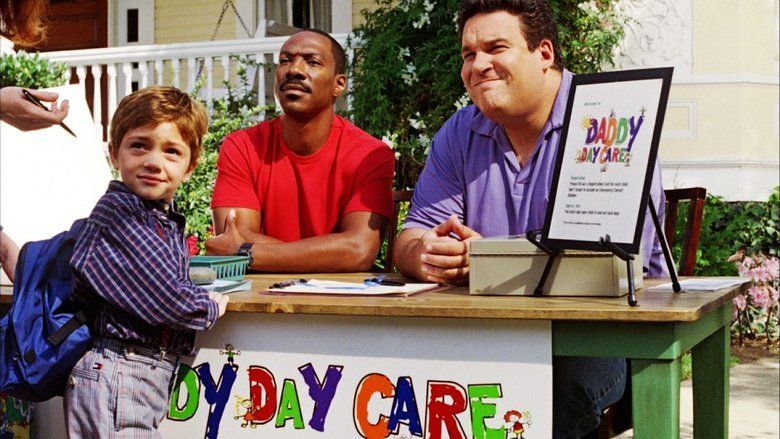 Daddy Day Care movie scenes