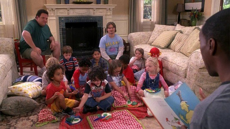 Daddy Day Care movie scenes