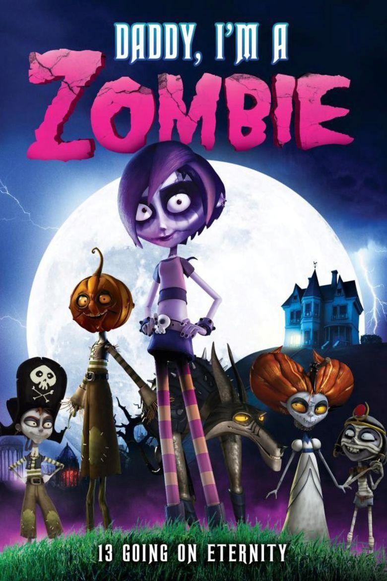 Daddy, Im a Zombie movie poster