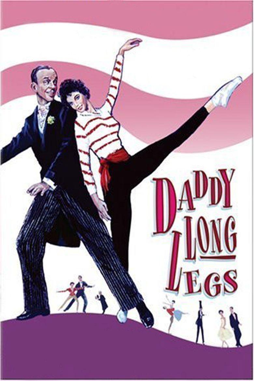 Daddy Long Legs (1955 film) movie poster
