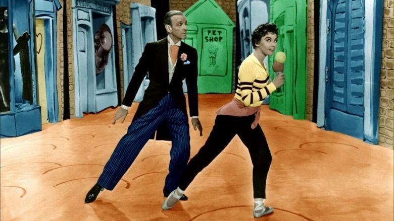 Daddy Long Legs (1955 film) movie scenes