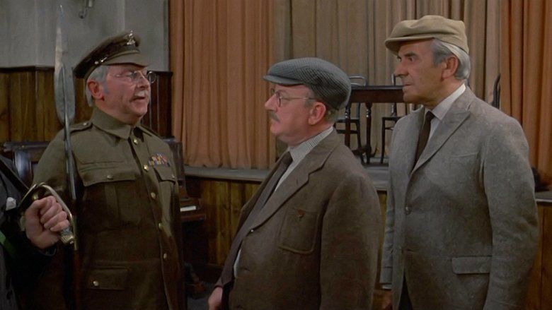 Dads Army (1971 film) movie scenes