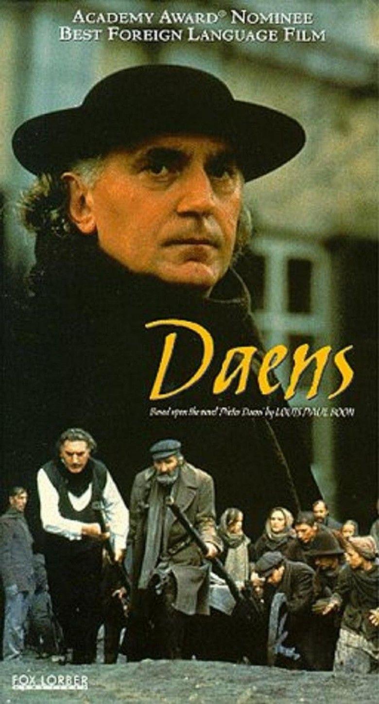 Daens (film) movie poster