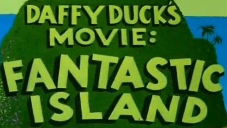 Daffy Ducks Fantastic Island movie scenes