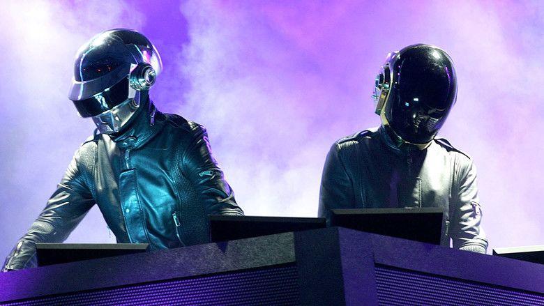 Daft Punks Electroma movie scenes