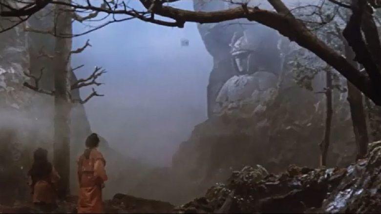 Daimajin (1966 film) movie scenes