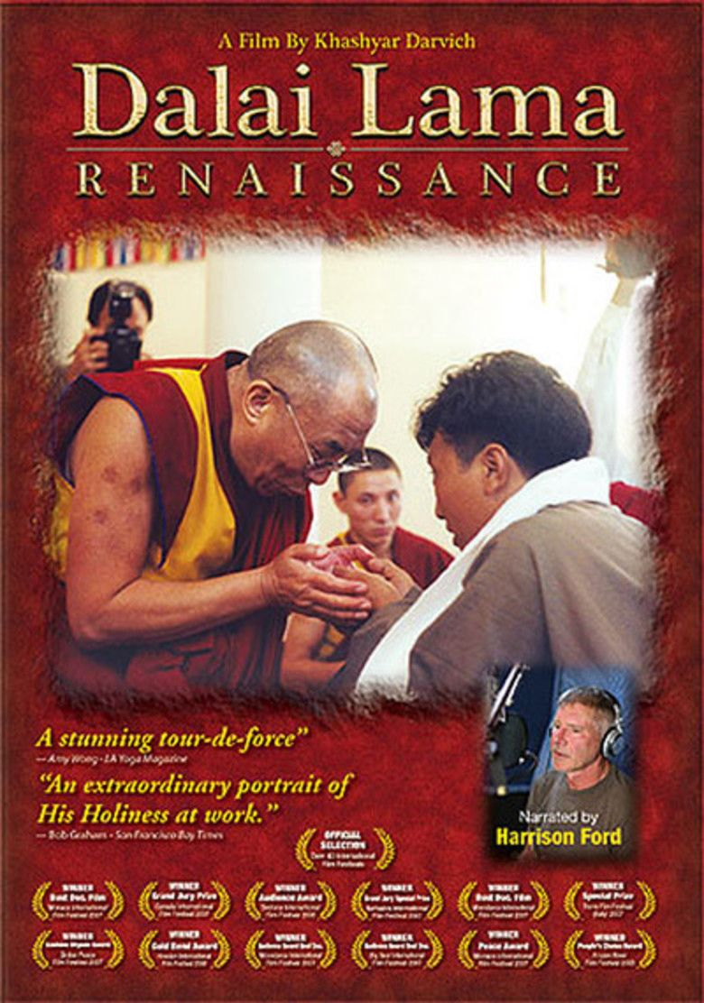 Dalai Lama Renaissance movie poster