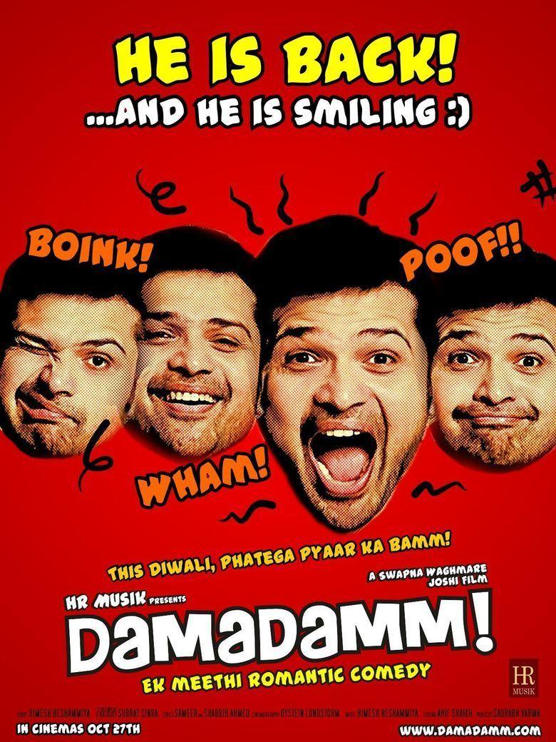 Damadamm! movie poster