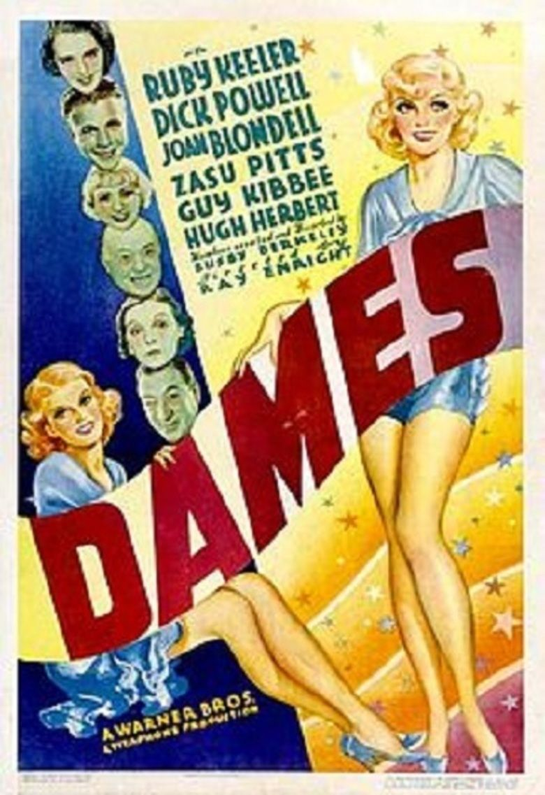 Dames movie poster