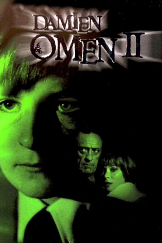Damien: Omen II movie poster