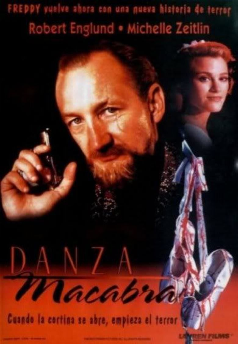Dance Macabre (film) movie poster