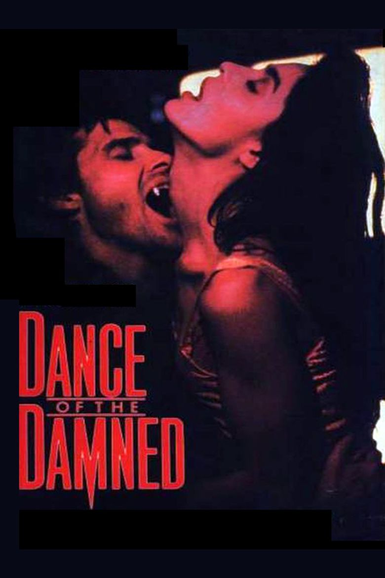 Dance of the Damned movie poster