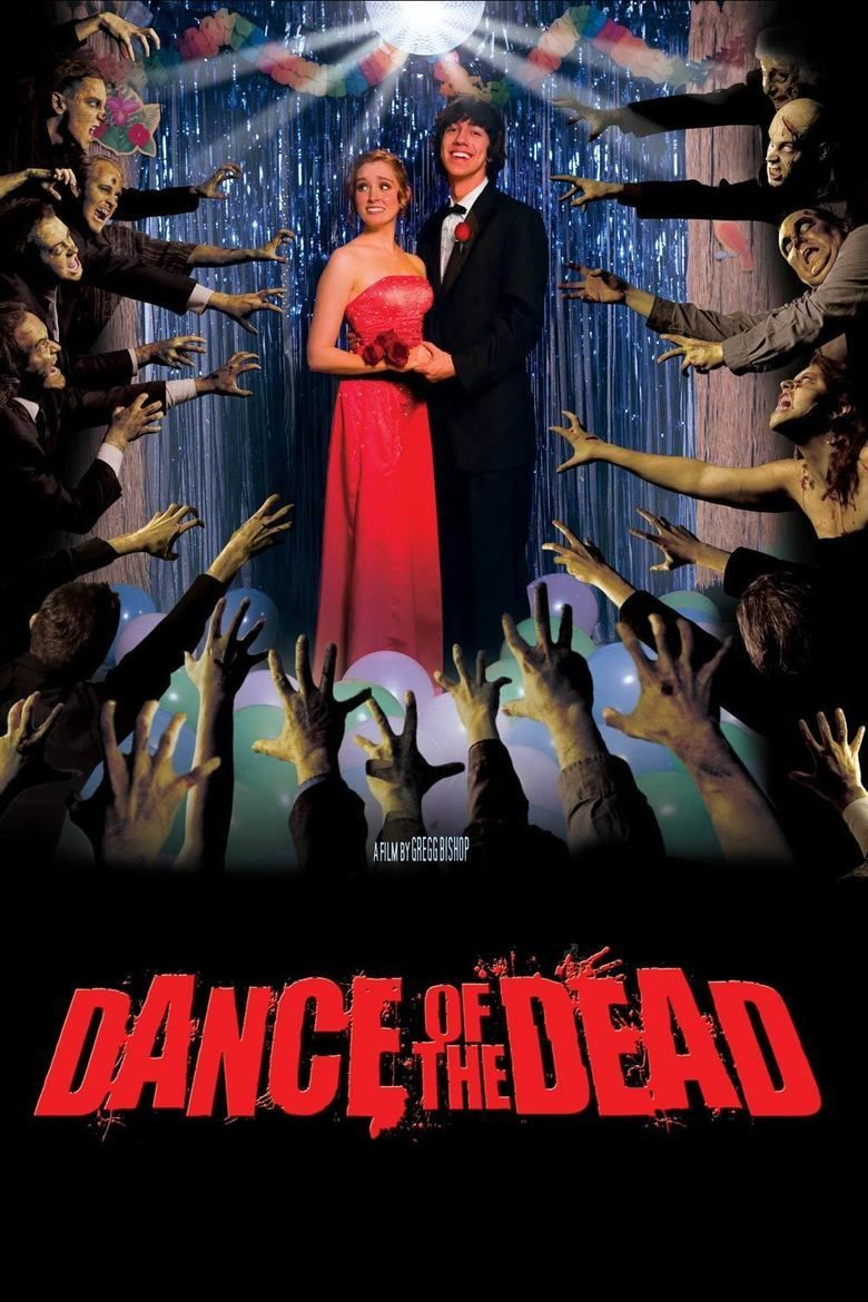 Dance of the Dead (film) movie poster