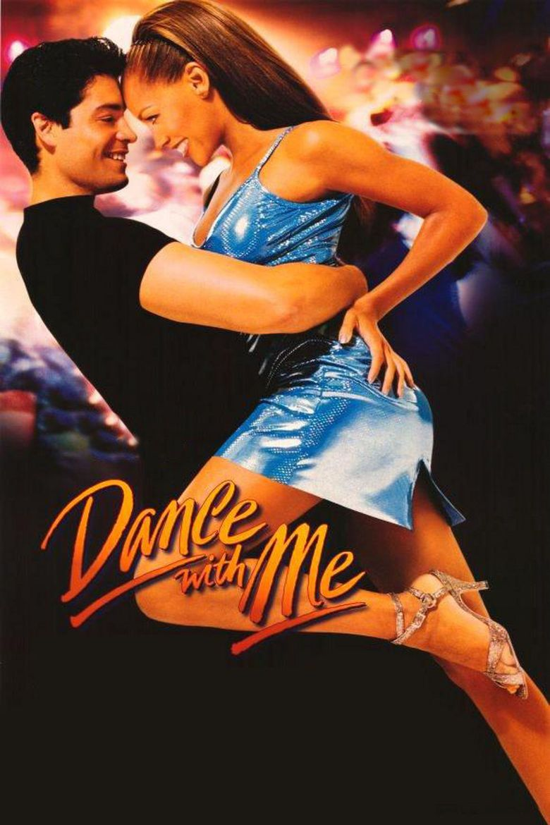 Dance with Me (film) movie poster