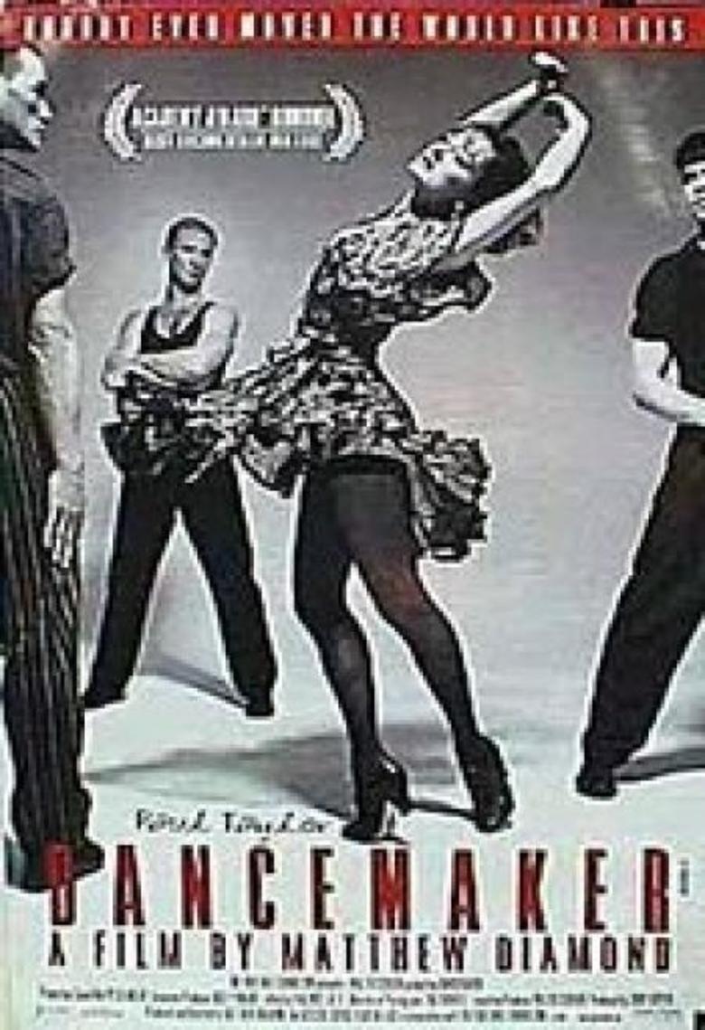 Dancemaker movie poster