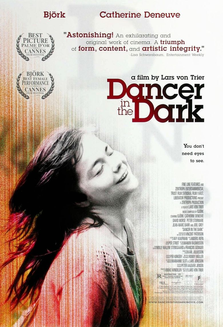 Dancer in the Dark movie poster